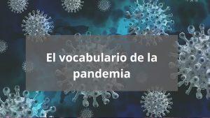 Cómo hablar del coronavirus en español
